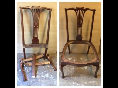 Bath furniture restoration