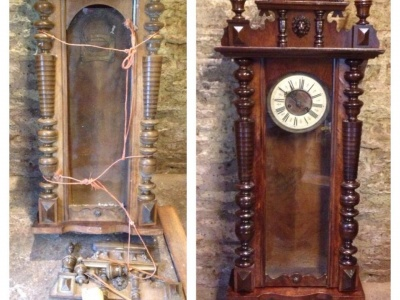 Wiltshire antique furniture restoration