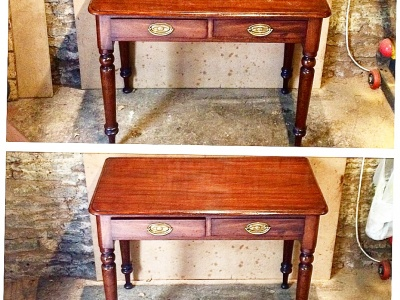 antique furniture restoration Wiltshire