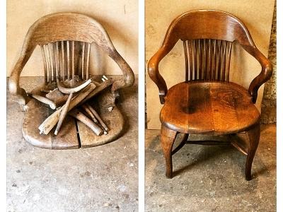 expert furniture restorer
