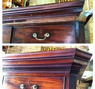 furniture repair in Wiltshire