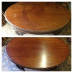 French polishing Bath